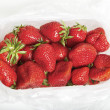 Packaged Strawberries - Stock fotografie