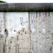 Berlin wall - Stock Photo