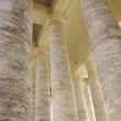 Colonnades, St. Peter&amp;#039;s Square - Stock Photo