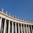 Vatican colonnade - Photo
