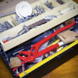 Toolbox - Foto de Stock  