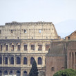 Coliseum, Rome - Stock Photo