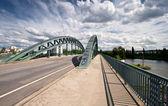 Puente del camino — Foto de Stock