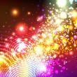 Royalty-Free Stock Vector Image: Beautiful colorful explosion