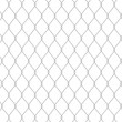 Chain Link Fence Seamless Pattern — Stock Vector