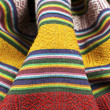 Stock Photo: Ethno fabric