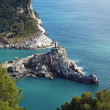 Portovenere and Palmaria island — Stock Photo