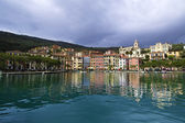 Harbor of Fezzano — Stock Photo