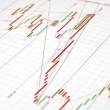 Royalty-Free Stock Photo: Stock Market Chart