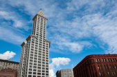 Smith Tower of Seattle — Stock Photo