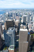 Downtown of Seattle — Stock Photo