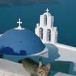 Royalty-Free Stock Photo: Greece, Santorini, church