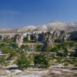 Royalty-Free Stock Photo: Turkey, Cappadocia, Pasabaglari, fairy tale chinmeys, rock formation