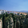Royalty-Free Stock Photo: Spain, Andalucia, Ronda, town, cliffs