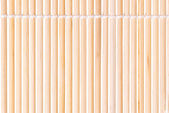 A straw mat — Stock Photo