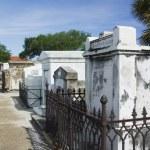 St. Louis Cemetery #1 — Stock Photo