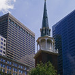 Old South Meeting House — Stock Photo