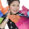 Asian Woman — Stock Photo