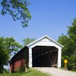 Covered Bridge — Foto de stock #10499659