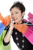 азиатская женщина — Стоковое фото