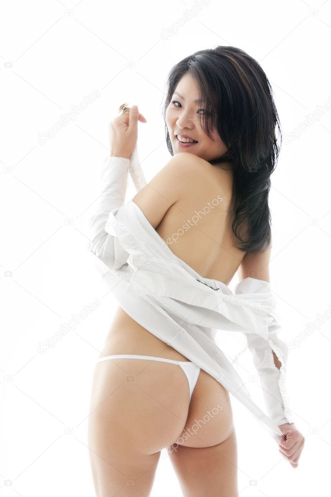 Secret Asian Woman Sign 110