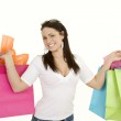 Shopping — Stock Photo #10502046