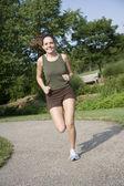 Jogging — Stock fotografie