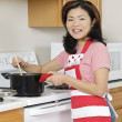 Asian Woman — Stock Photo #9153668
