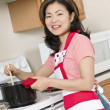 Asian Woman - Stock Photo