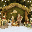 Christmas Nativity - Stock Photo