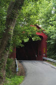 Stonelick / Perintown Covered Bridge — Stock Photo