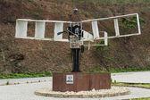 Alberto Santos-Dumont Memorial — Stock Photo