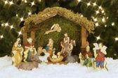 Natividad de la navidad — Foto de Stock