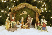 Christmas Nativity — Stock Photo