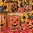 Halloween decorations — Foto Stock