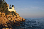 Bass Harbor Head Lighthouse — Stock Photo