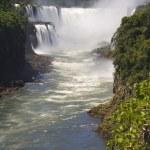Iguassu Falls — Stock Photo #9641186