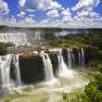 Iguassu Falls — Stock Photo #9642880
