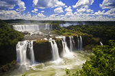 Iguassu Falls — Stock Photo