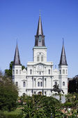 St. Louis Cathedral — Stock Photo