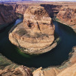 Stock Photo: Horseshoe Bend