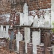 Colonial Park Cemetery — Stock Photo