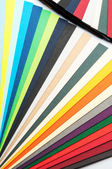 Colored paper strips. — Stock Photo