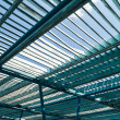 Stock Photo: Penumbral roof
