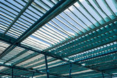 Penumbral roof — Stock Photo
