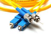 Optical connectors — Stock Photo