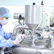 Pharmaceutical Industry - Stock Photo