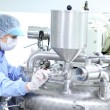 Stock Photo: Pharmaceutical Industry
