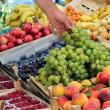 Fresh Fruit On The Market — Stock Photo