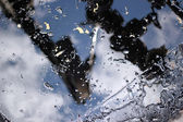 Oil Spill — Stock Photo